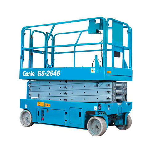 26' SCISSOR LIFT ELECTRIC