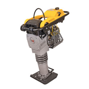 Compactor - Four-cycle rammer