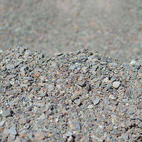 crushed-rock