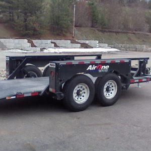 Air-Tow Hydraulic Trailer
