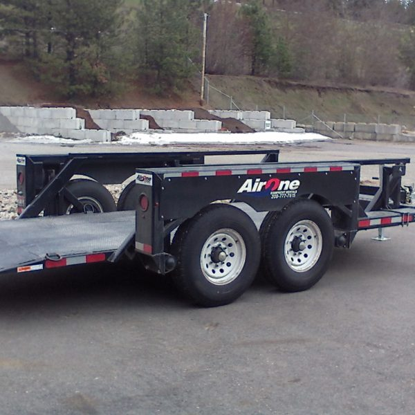 Air-Tow Hydraulic Trailer